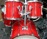 "PREMIER APK  22"" ROCK KIT HOT RED (2)"